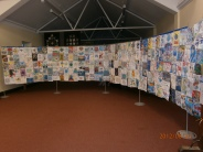 Beamish Museum Display for the Paralympic Flame Ceremony