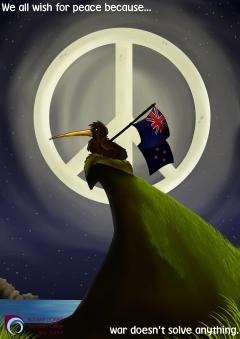 New Zealand by Demi Seymour
