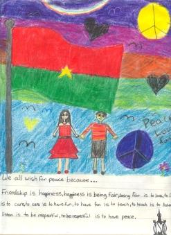 Burkina Faso by Claierose Soriano