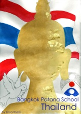Thailand submission to Olimpic quilt