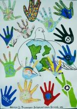Uzbekistan peace poster 2