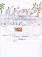 Burund pictue II from Gatumba school - Burundi