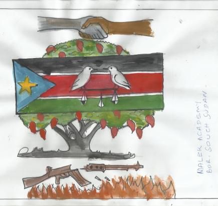 South Sudan malek