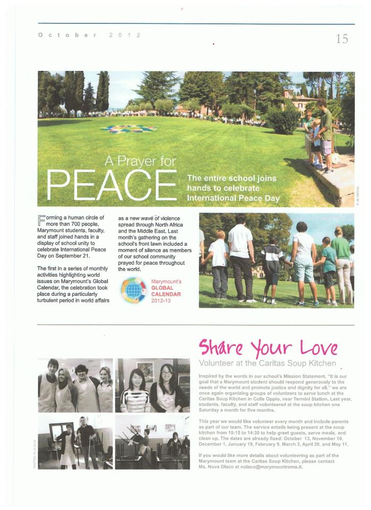 CIRCLE OF PEACE September 21st (3/6)