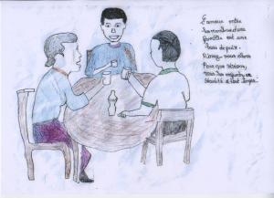 Guinea Dessin d'art EIHG Kankan (3)