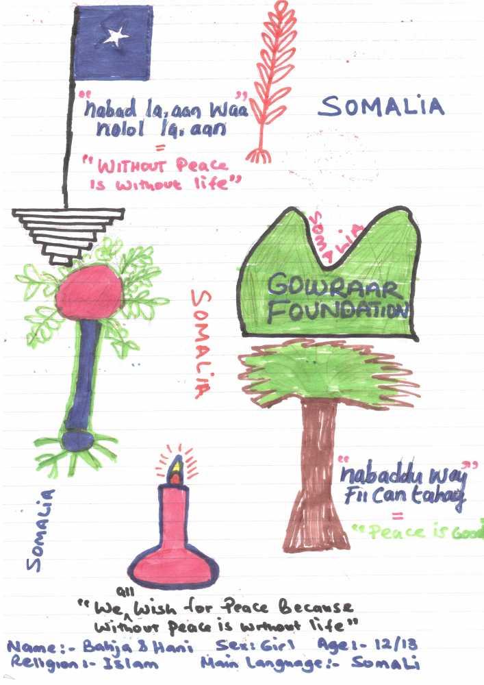 SOMALIA, Gowraar Foundation School  (1/3)