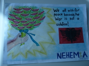 Albania 2016 Picture from NEHEMIA school pupils (1)