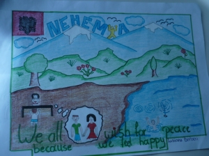 Albania 2016 Picture from NEHEMIA school pupils