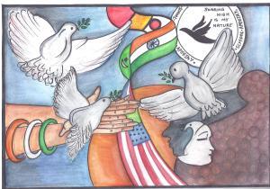 artwork by Vidhi Jain
