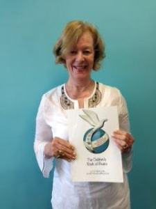 Marilyn Sylvester with The Children's Book of Peace