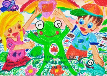 by Tso Yin Yi age 5
