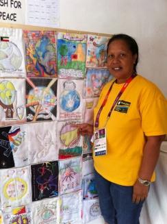Nauru Olympic Representive