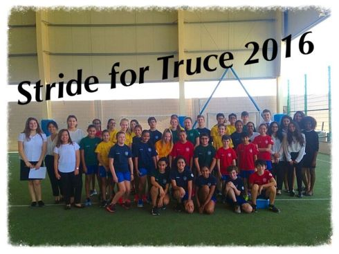 Bahrain Stride for Truce 2016