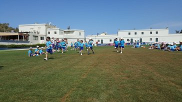 Malta school Stride for Truce 2016