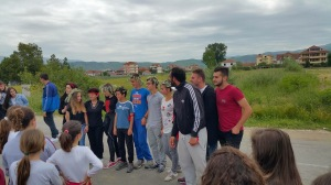 Shkolla Nehemia, Albania Stride for Truce 2016