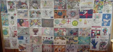 2016 Schools' International Peace Quilt