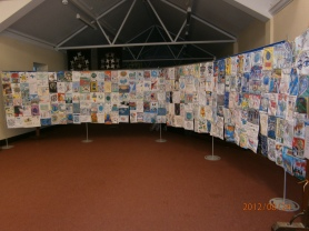 2012 Schools' International Peace Quilt